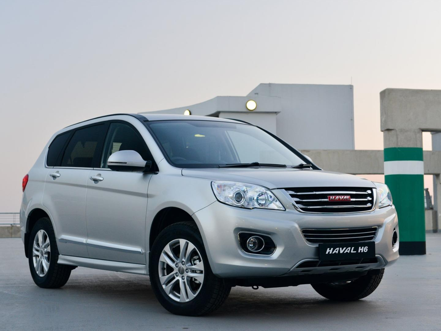 2020 Haval H6 1.5T Luxury- Picture 1