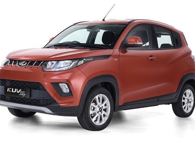 2021 Mahindra KUV100 Nxt 1.2 D75 K8- Picture 1