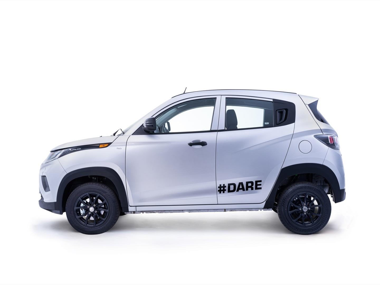 2020 Mahindra KUV100 Nxt 1.2 G80 K2+ #DARE