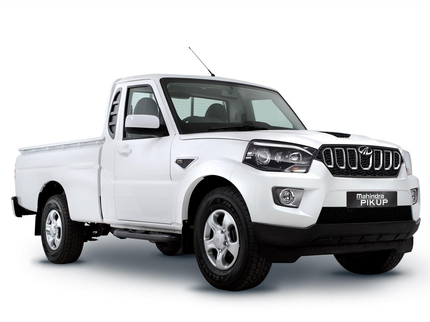 2020 Mahindra Pik Up 2.2CRDe S6- Picture 1