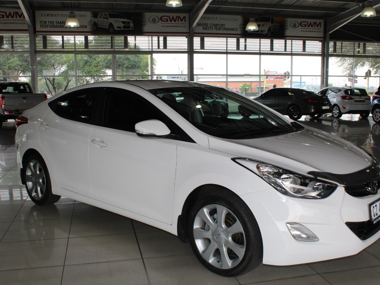 2014 Hyundai Elantra 1.8 Executive