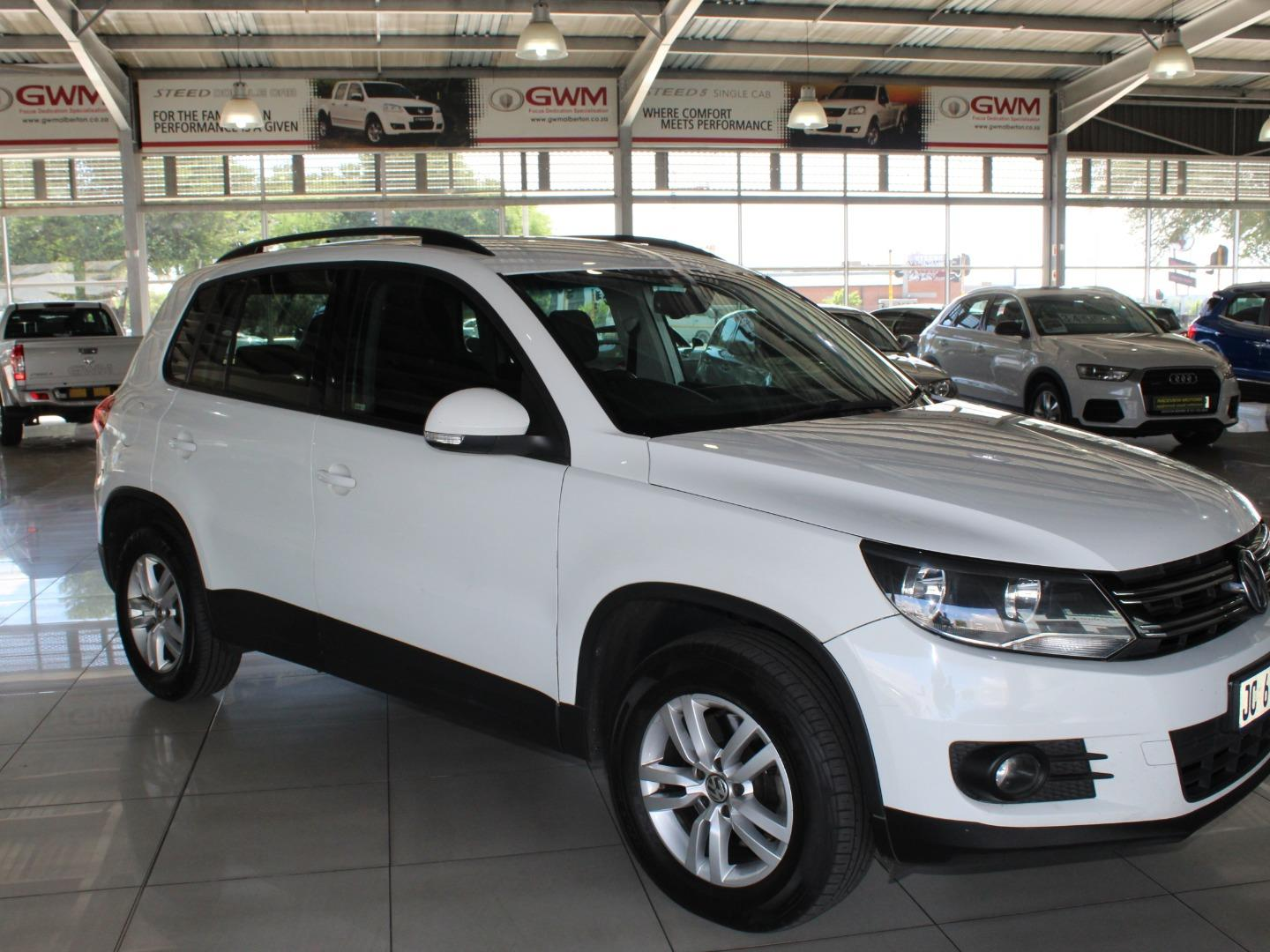 2015 Volkswagen Tiguan 1.4TSI 118kW Trend-and-Fun