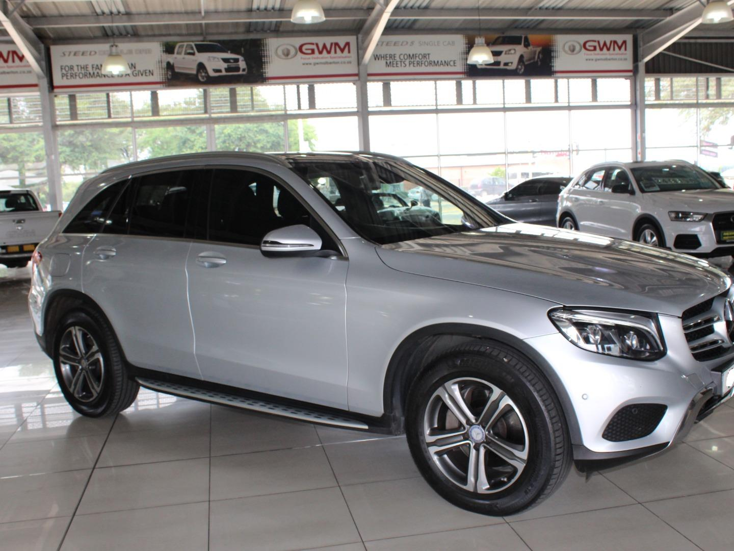 2016 Mercedes-Benz GLC GLC250d 4Matic