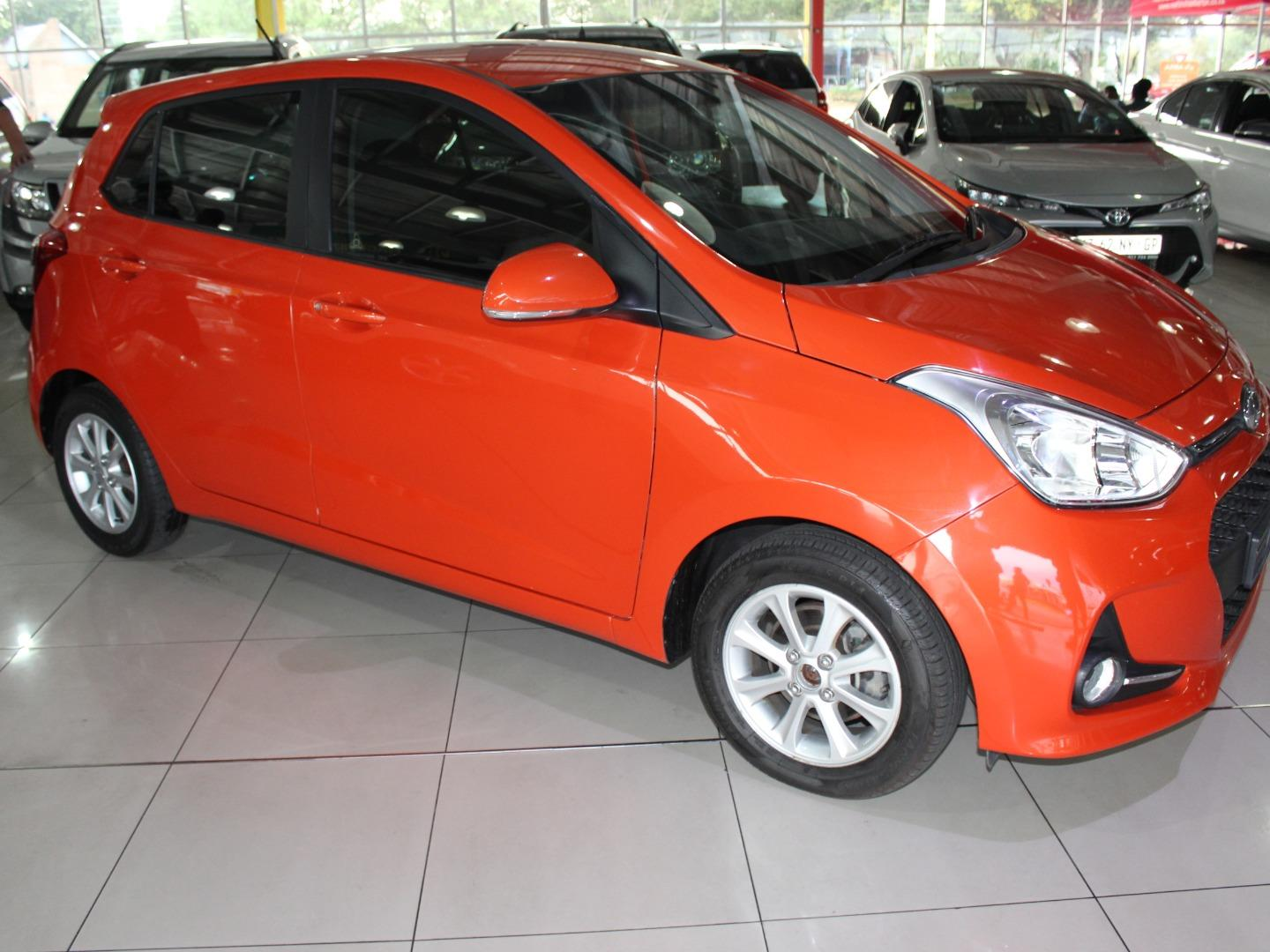 2018 Hyundai Grand i10 1.2 Fluid Auto
