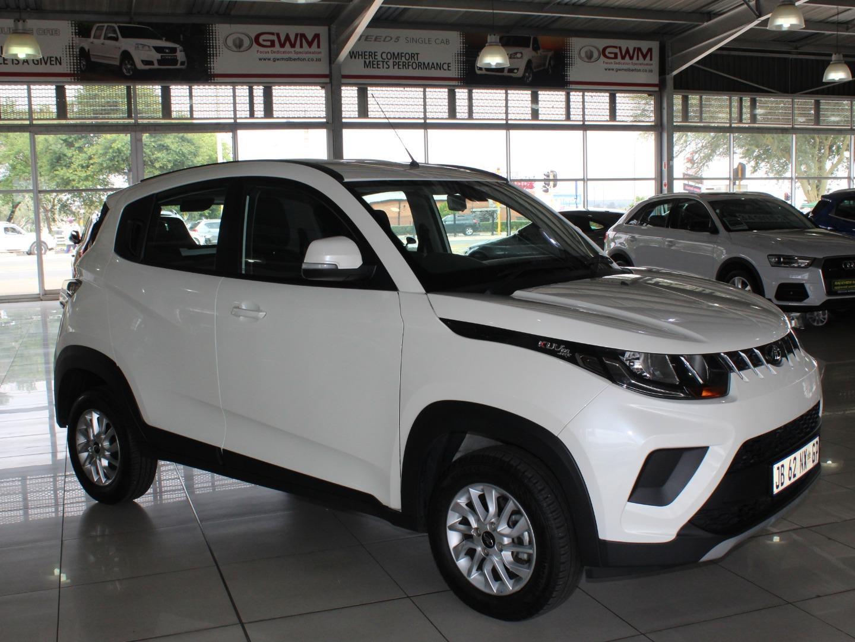 2019 Mahindra KUV100 Nxt 1.2 G80 K6+