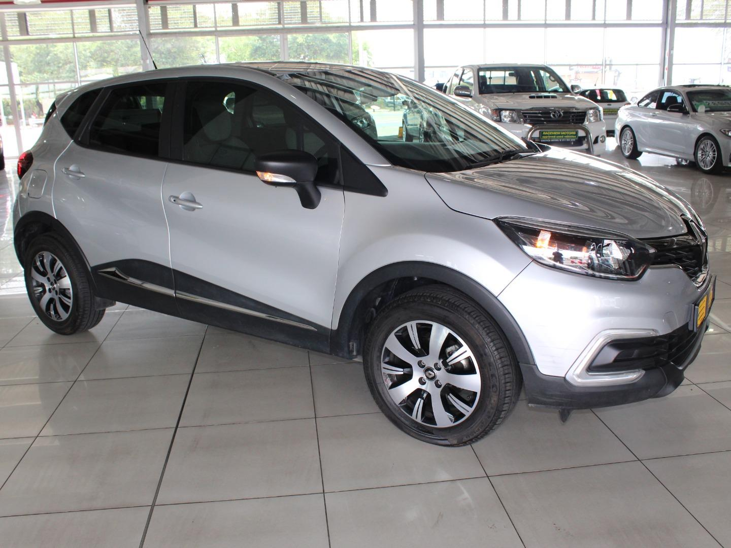 2019 Renault Captur 66kW Turbo Blaze
