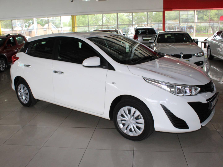 2019 Toyota Yaris 1.5 Xi