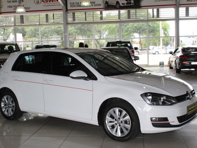 2014 Volkswagen Golf 1.4TSI Comfortline