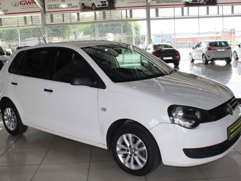 2010 Volkswagen Polo Vivo 5-Door 1.4 Trendline- Picture 1