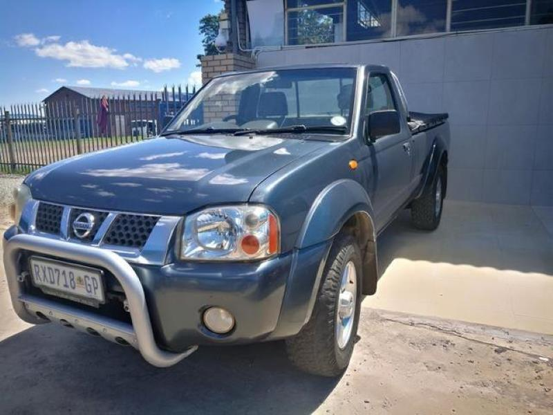 Nissan Hardbody 2 4 16V Hi-Rider SE for sale in Randfontein - ID