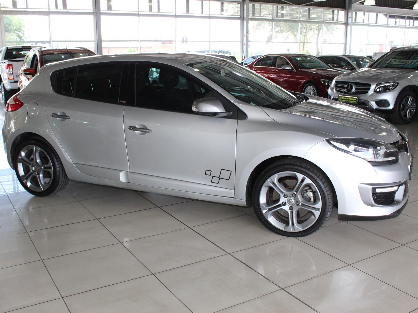 2015 Renault Megane Hatch 162kW Turbo GT