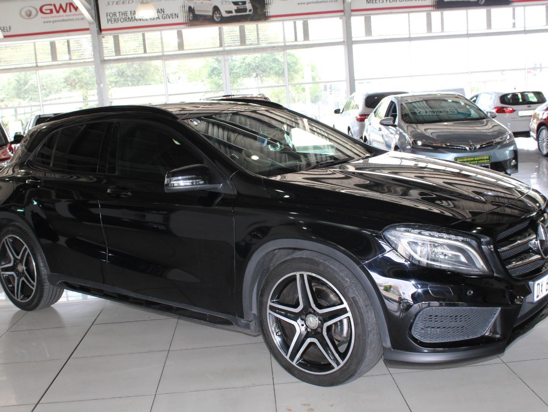 2015 Mercedes-Benz GLA GLA220CDI 4Matic Style