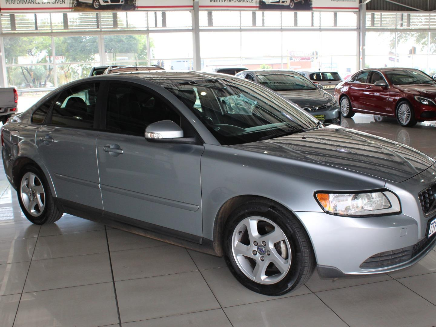 2010 Volvo S40 1.6D DRIVe