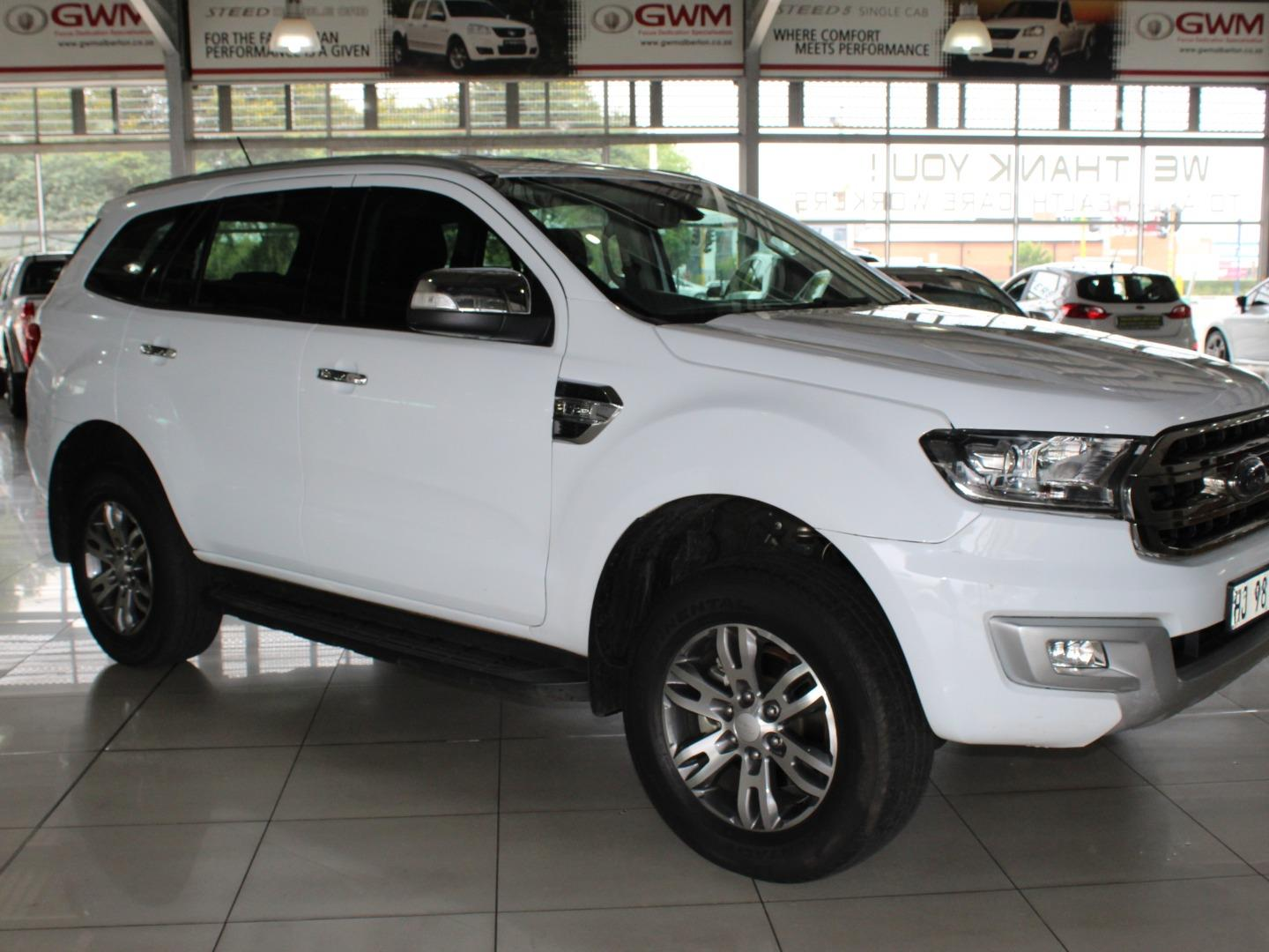 2018 Ford Everest 2.2TDCi XLT Auto- Picture 1