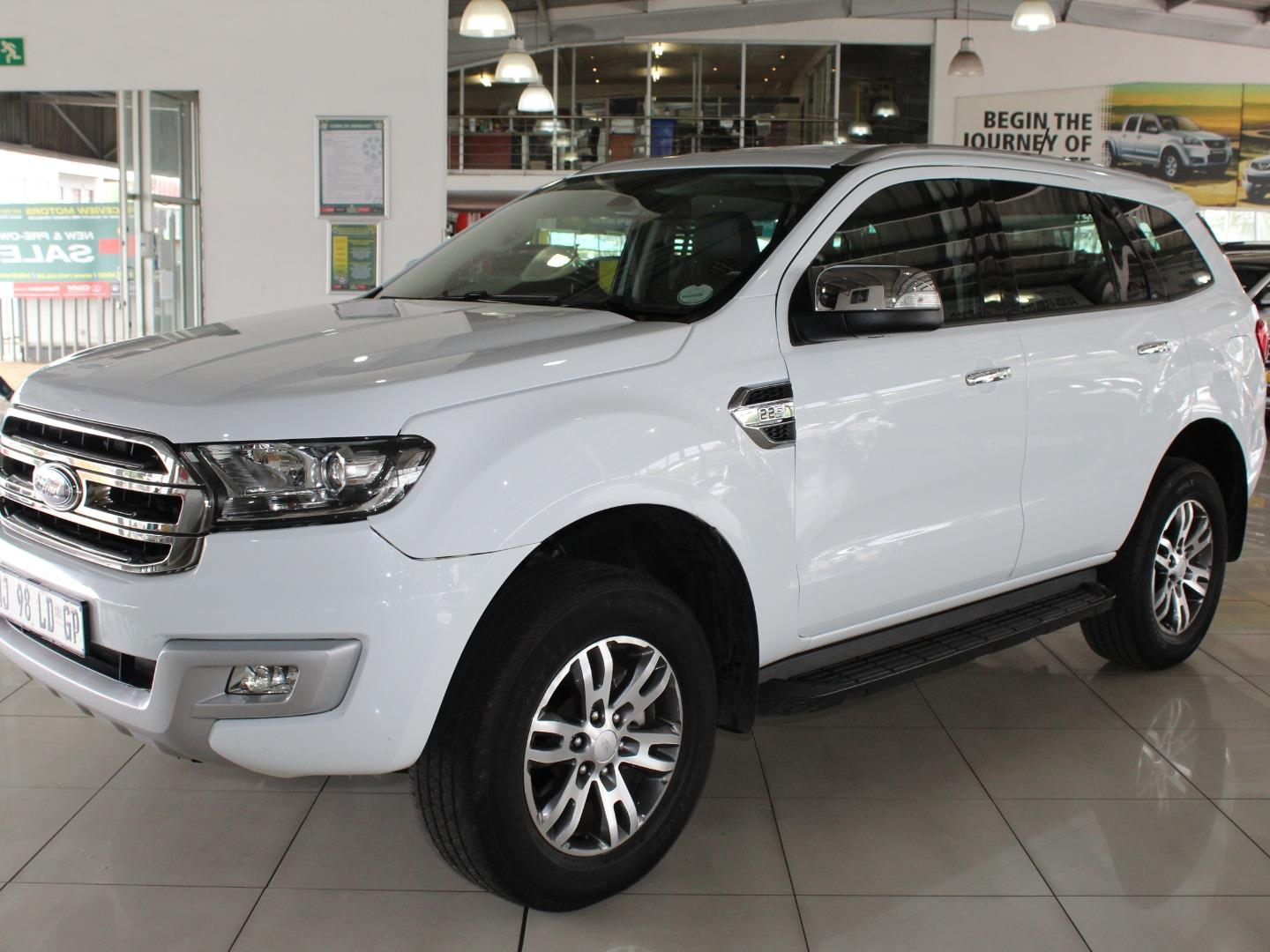 2018 Ford Everest 2.2TDCi XLT Auto- Picture 2