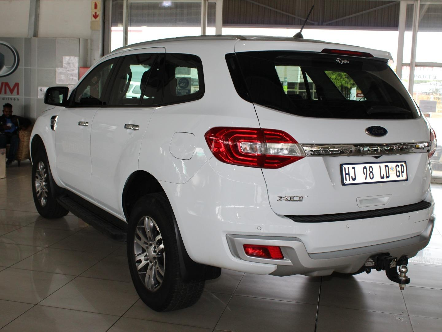 2018 Ford Everest 2.2TDCi XLT Auto- Picture 3