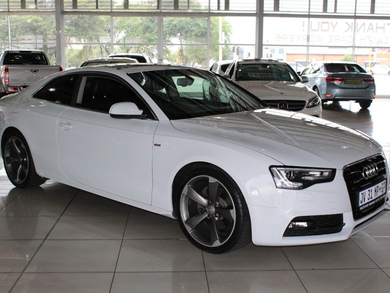 2014 Audi A5 Coupe 2.0TFSI Quattro