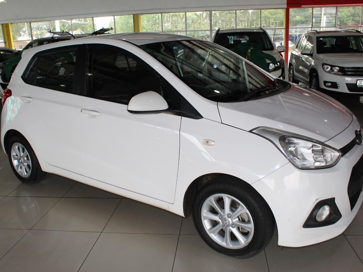 2015 Hyundai Grand i10 1.25 Motion