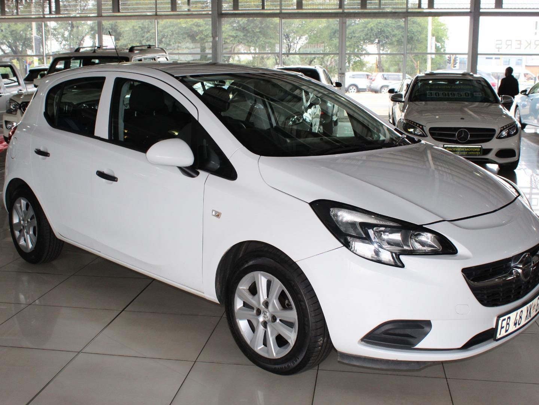 2016 Opel Corsa 1.0T Essentia