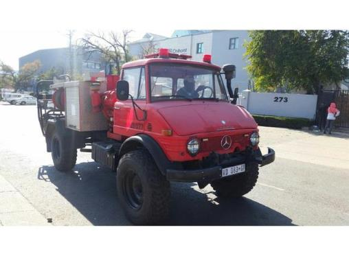 Mercedes-Benz unimog trucks for sale in South Africa