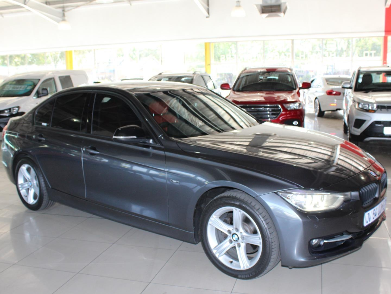 2013 BMW 3 Series 320i Sport Auto