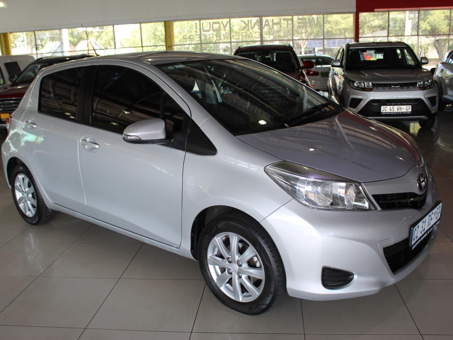 2014 Toyota Yaris 5-Door 1.0 XS- Picture 1