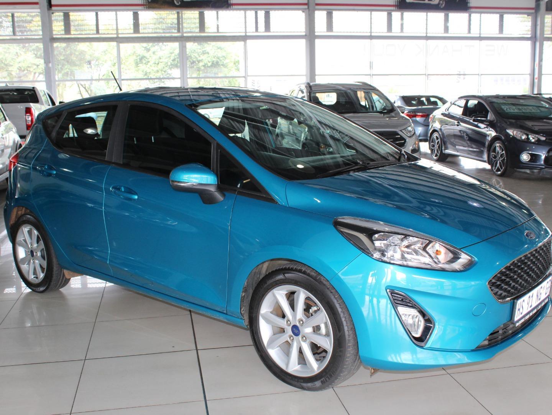 2018 Ford Fiesta 1.0T Trend