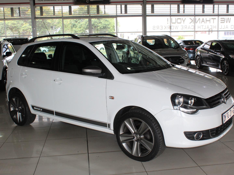 2015 Volkswagen Polo Vivo Maxx 1.6