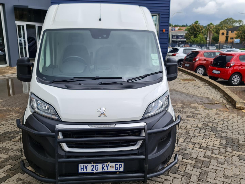 2019 Peugeot Boxer L4H2 2.2 Hdi - Xlh - 4 Tonnes