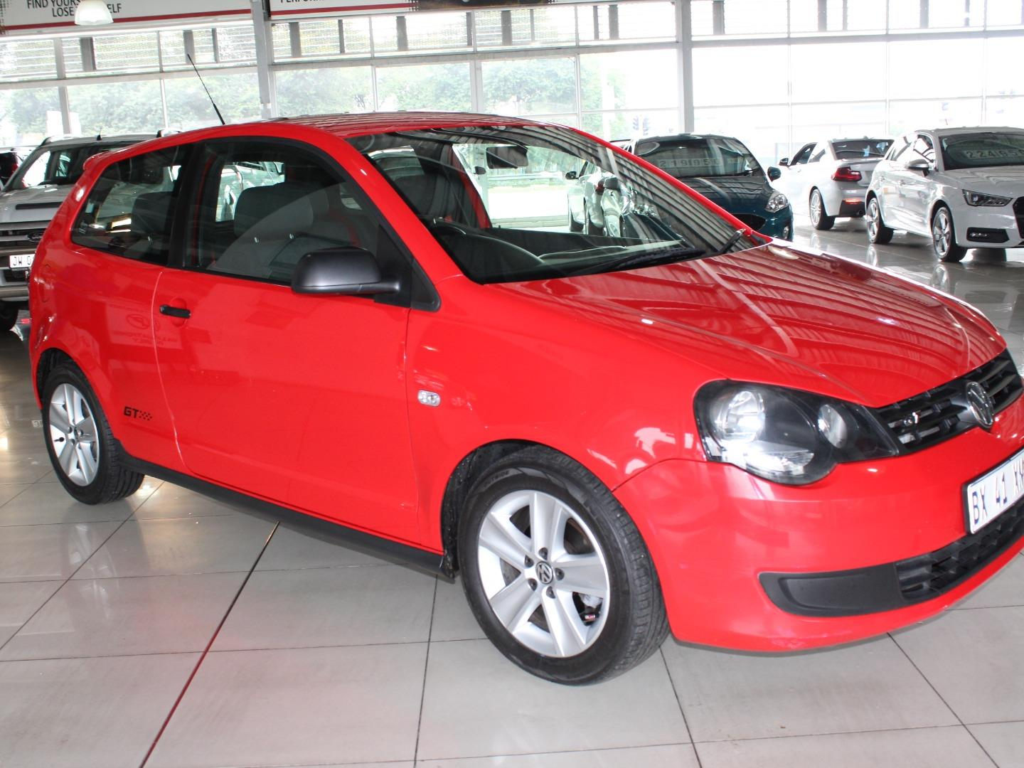2012 Volkswagen Polo Vivo 3-Door 1.6 GT
