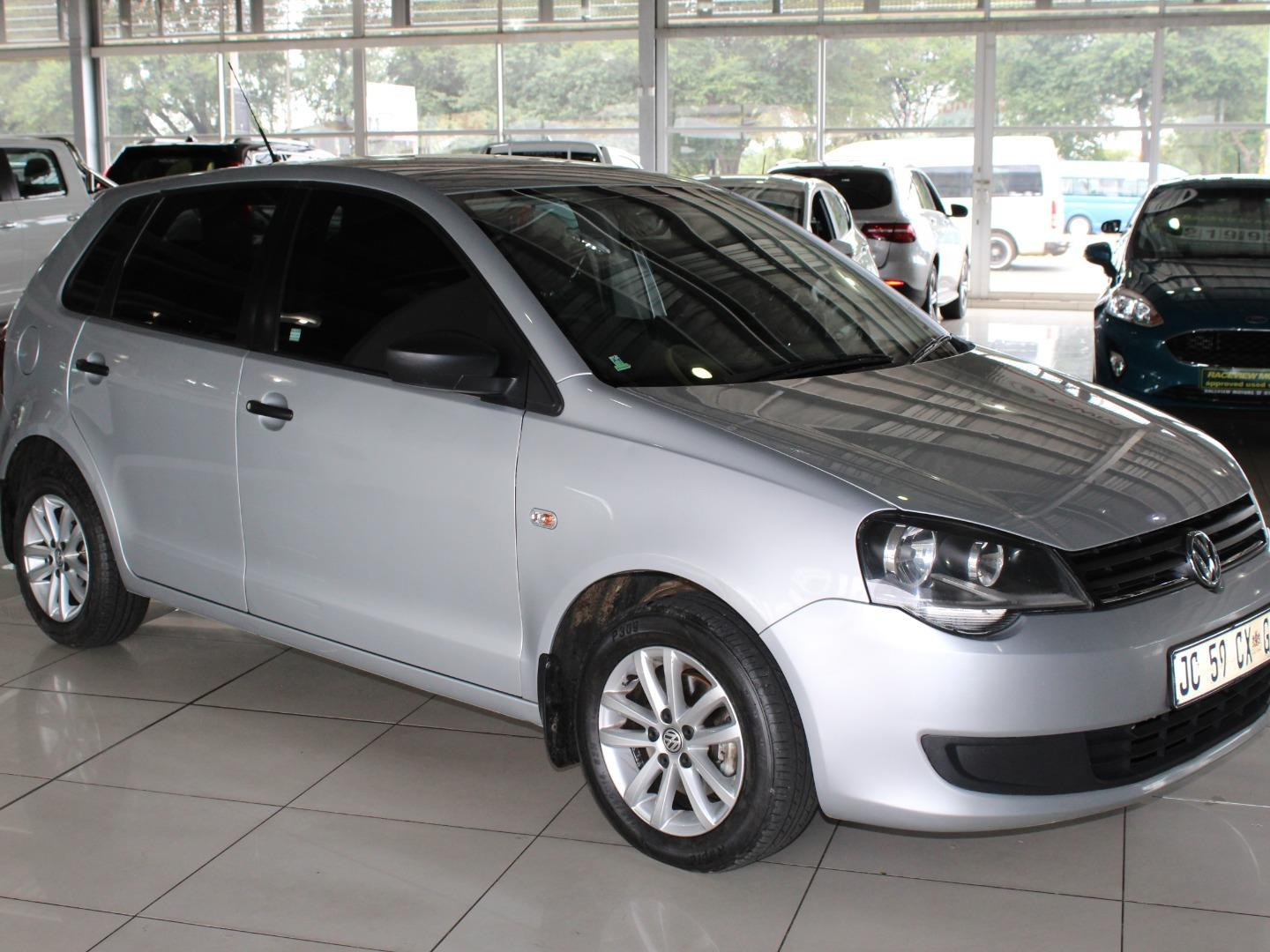 2017 Volkswagen Polo Vivo Hatch 1.4 Conceptline