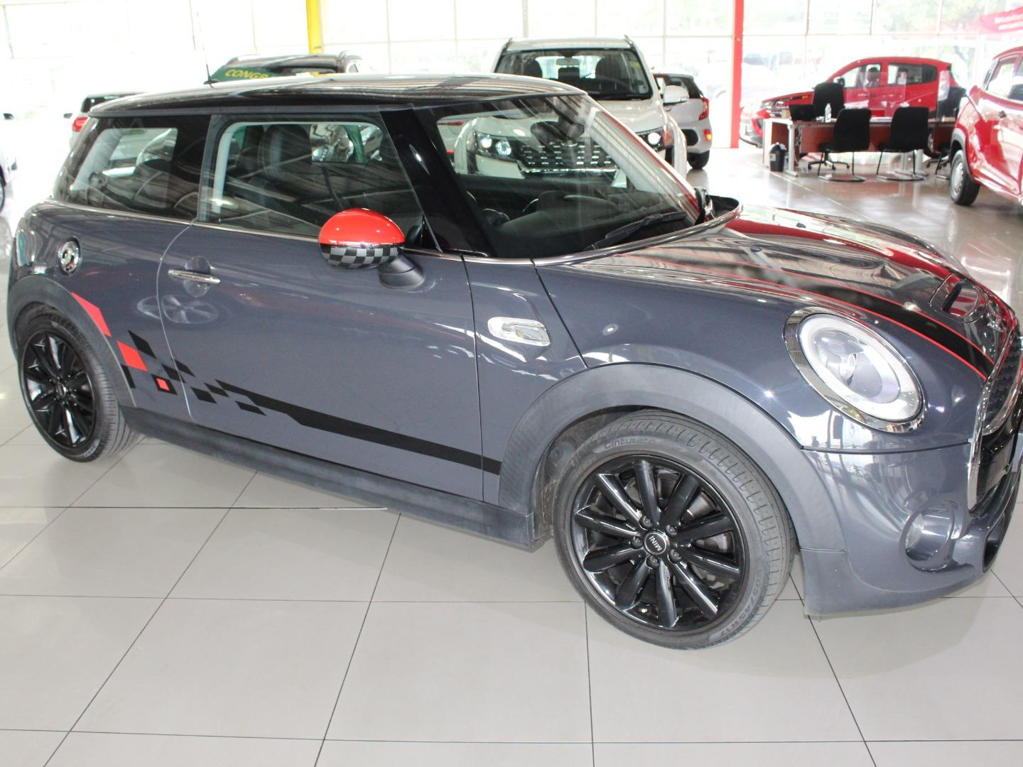2015 MINI Hatch Cooper S Hatch 3-Door