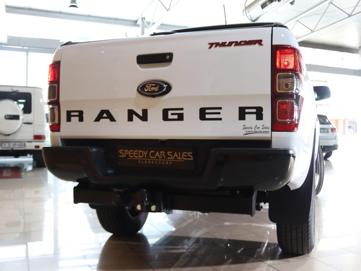 Ford Ranger (2.0Bi-Turbo Double Cab Hi-Rider Thunder) at Speedy Car Sales
