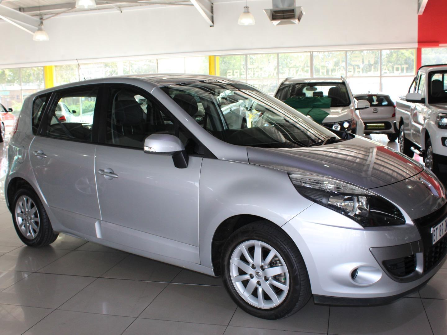 2012 Renault Scenic 1.6 Expression