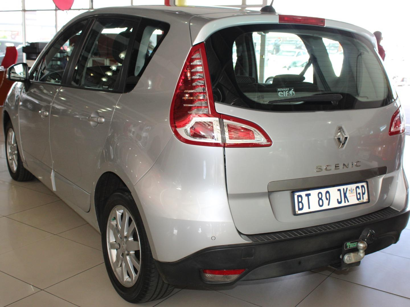 2012 Renault Scenic 1.6 Expression- Picture 5