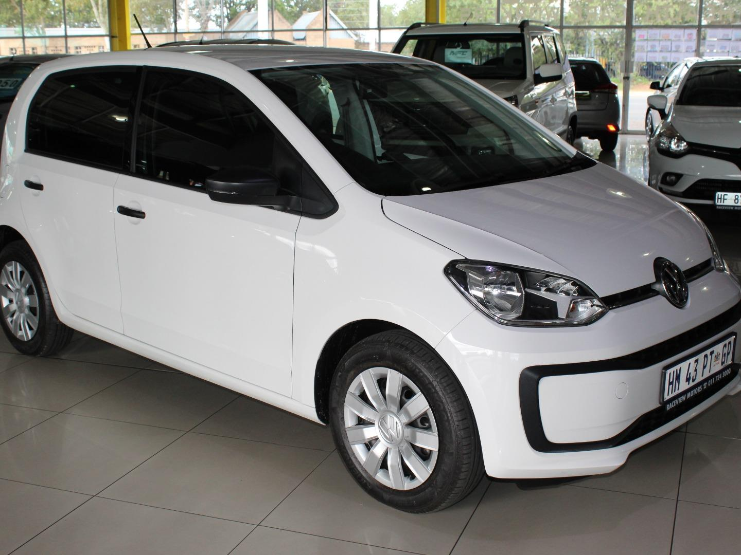 2018 Volkswagen up! Take up! 5-Door 1.0