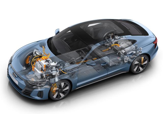 Audi e-tron GT Hakkında Bilmeniz Gereken 3 Şey.
