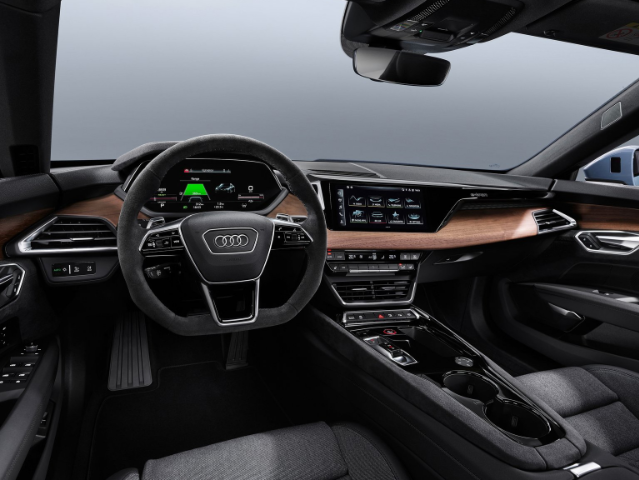 Audi e-tron GT İç Mekan