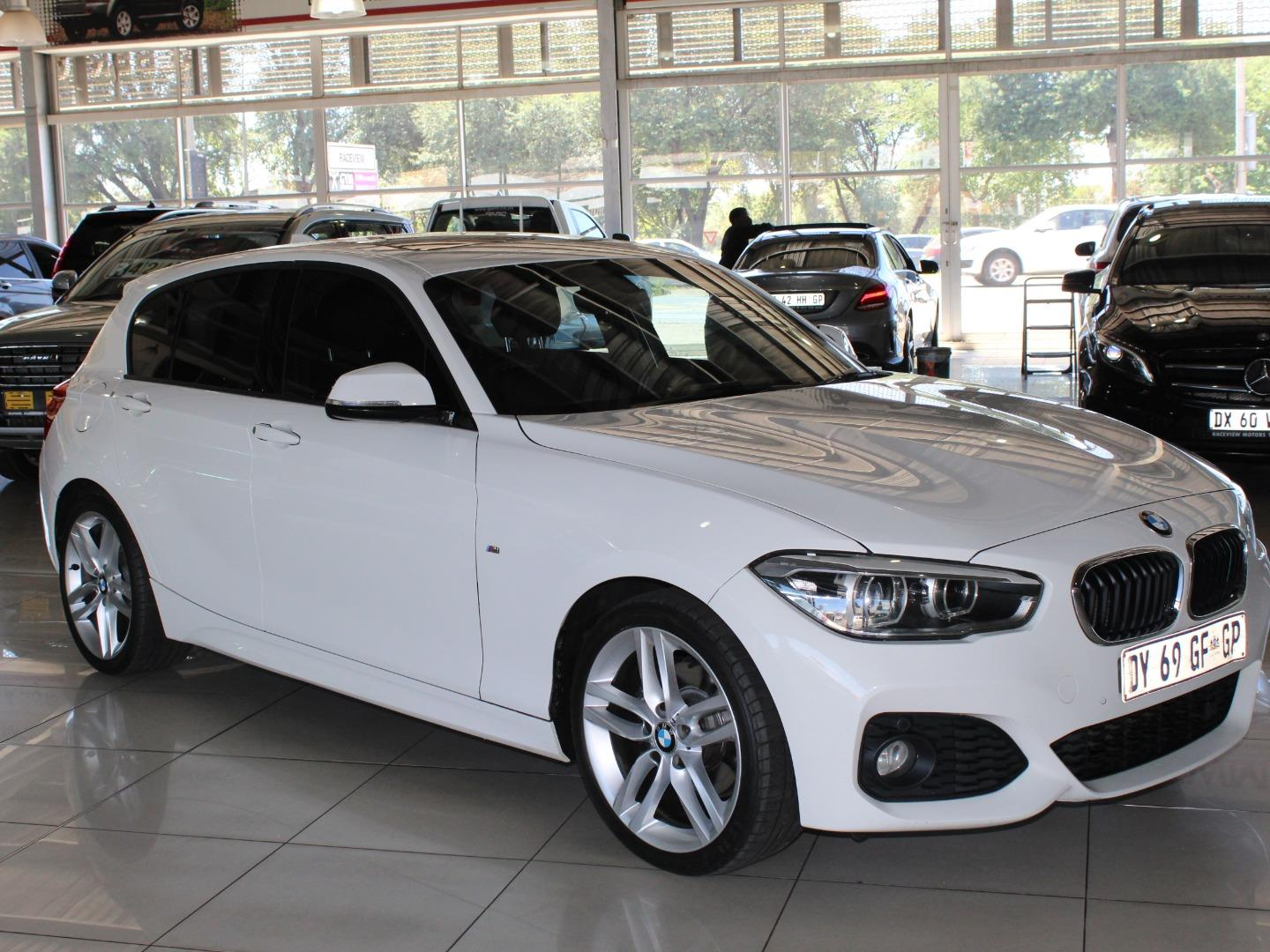 2015 BMW 1 Series 120d 5-Door M Sport Auto