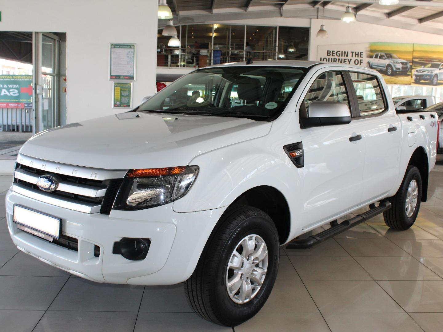 2015 Ford Ranger 2.2TDCi Double Cab 4x4 XLS- Picture 2