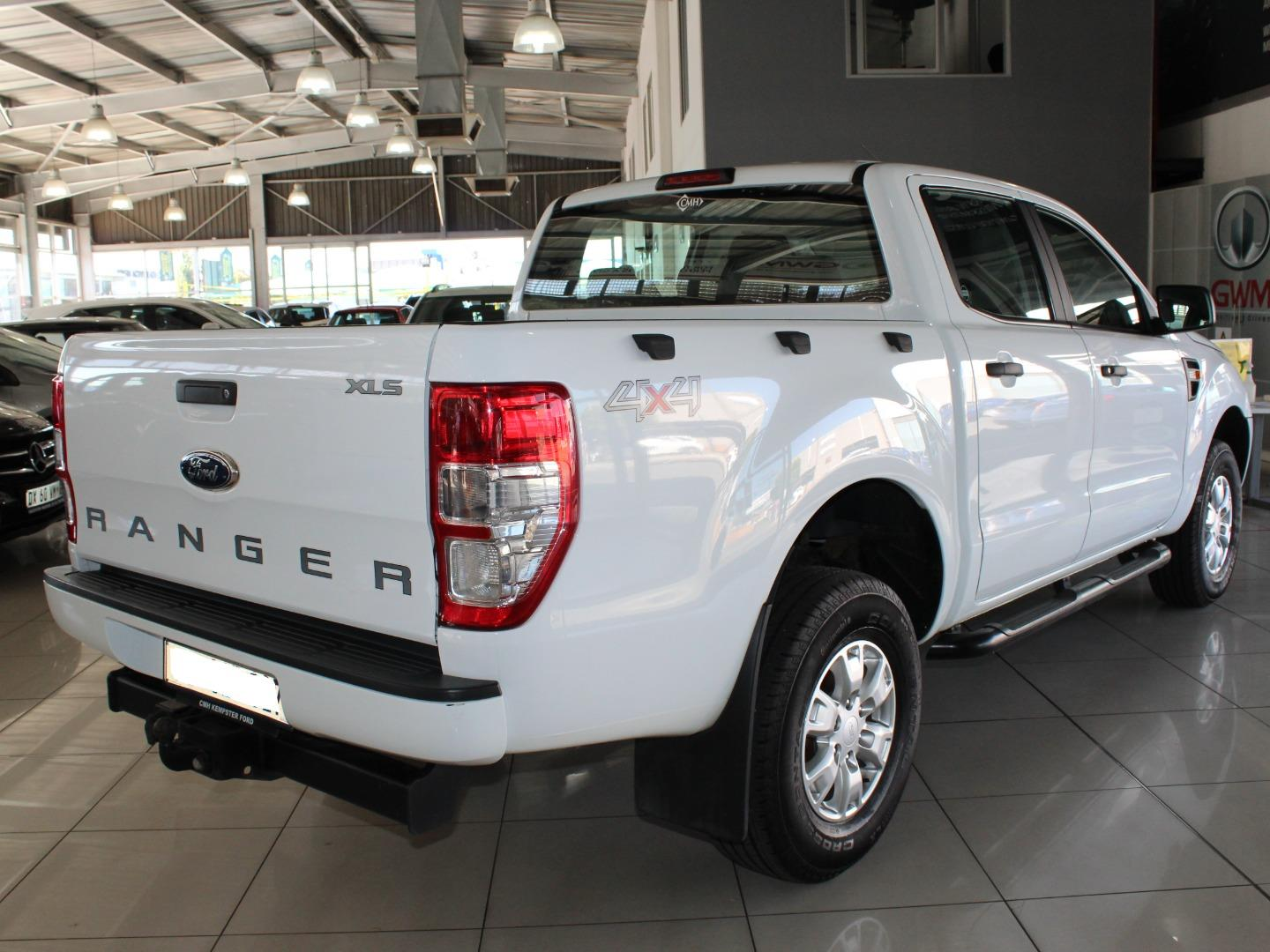 2015 Ford Ranger 2.2TDCi Double Cab 4x4 XLS- Picture 4