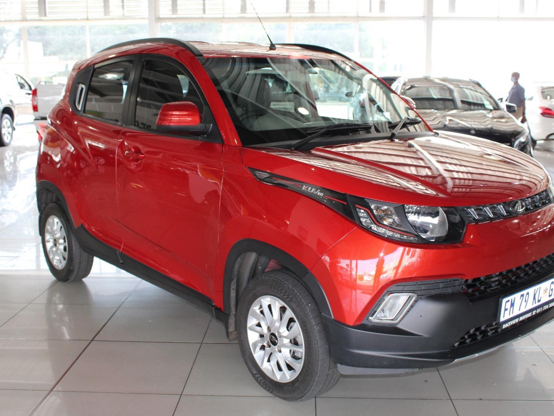2016 Mahindra KUV100 1.2 G80 K8
