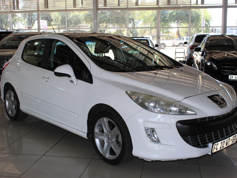 2011 Peugeot 308 1.6T XT