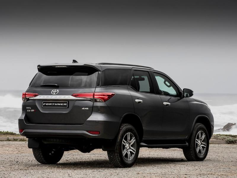 Everything you need to know about the Toyota Fortuner