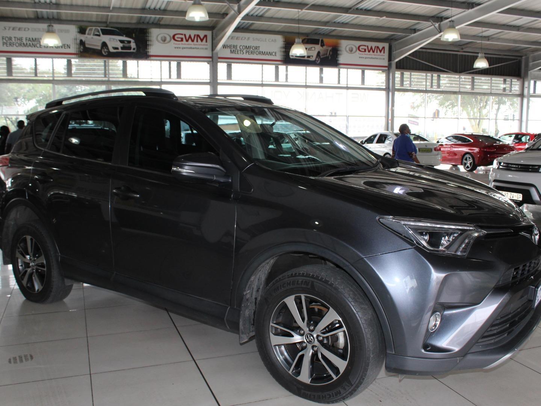 2017 Toyota RAV4 2.0 GX Auto