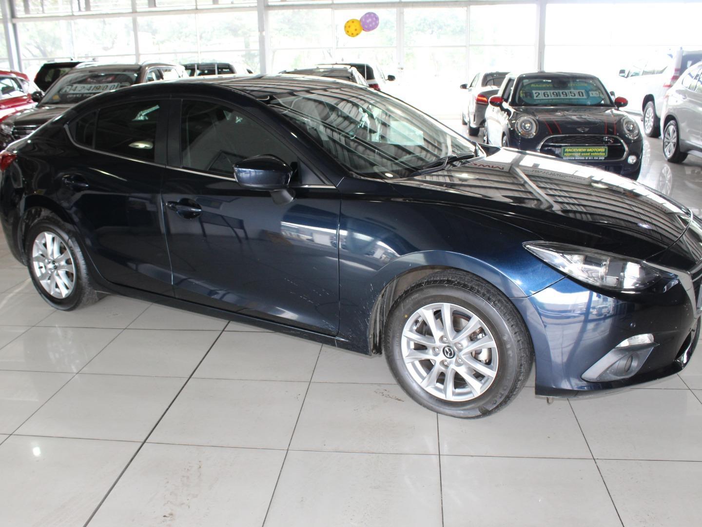 2015 Mazda Mazda3 Sedan 1.6 Dynamic Auto