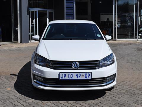 2018 Volkswagen Polo Sedan My21 1.6I Comfortline