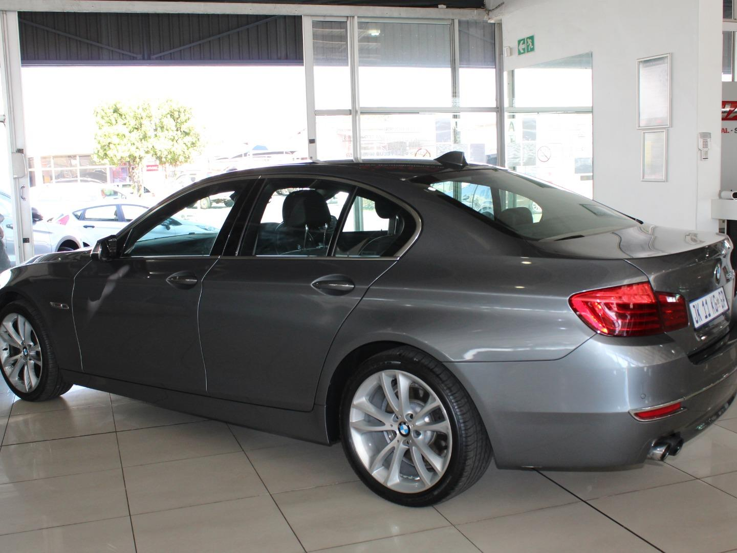 2017 BMW 5 Series 520d Luxury Line- Picture 3
