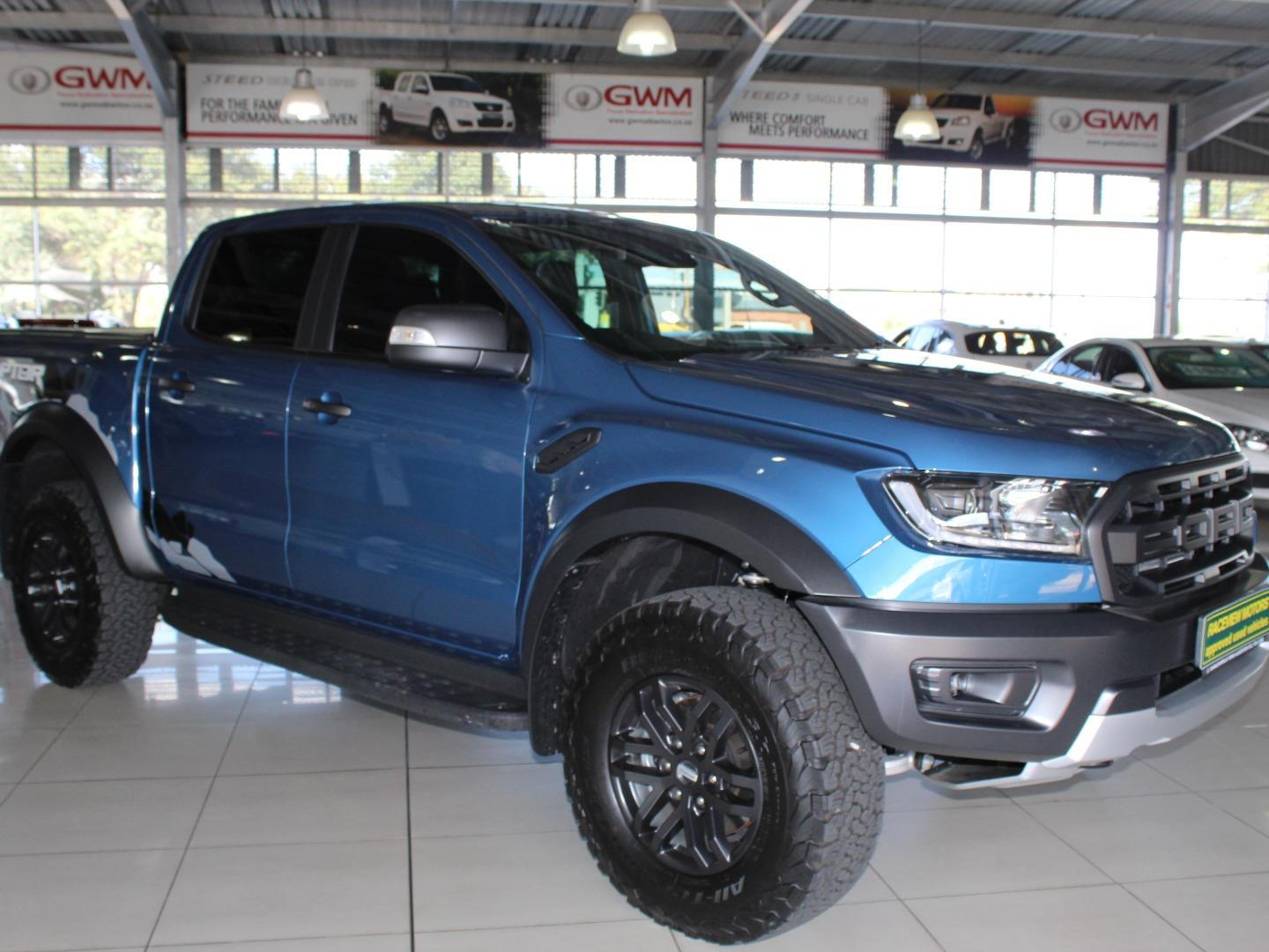 2019 Ford Ranger 2.0Bi-Turbo Double Cab 4x4 Raptor- Picture 1
