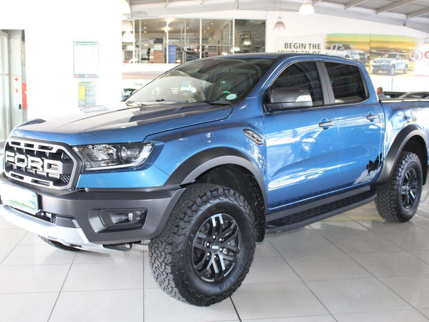 2019 Ford Ranger 2.0Bi-Turbo Double Cab 4x4 Raptor- Picture 2